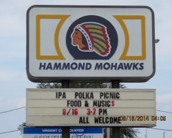 2014 Summer Picnic – Hammond Mohawks