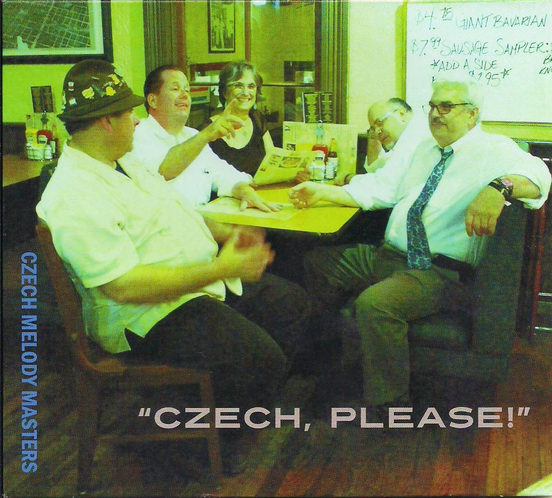 Czeck Please - The Czech Melody Masters 001