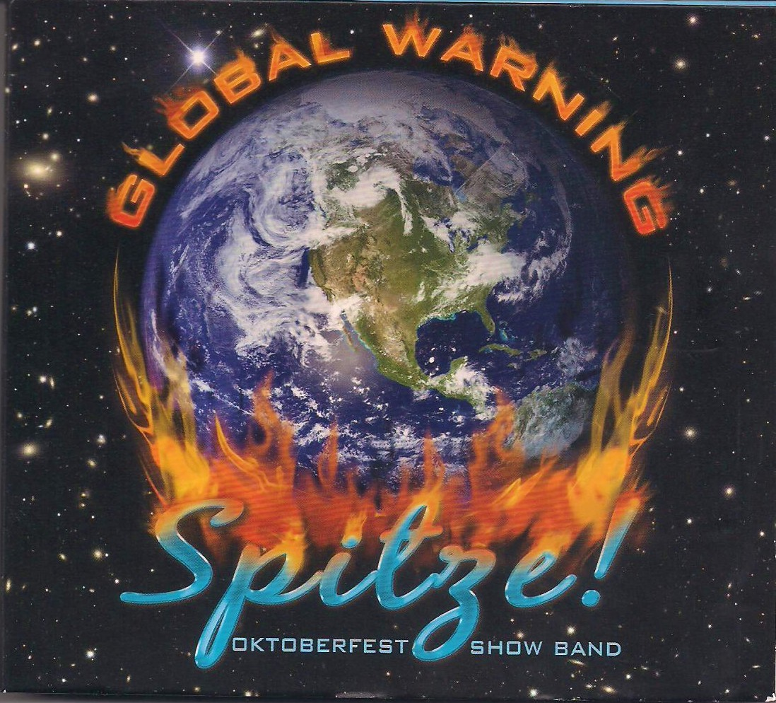 Global Warning - SPITZE Oktoberfest Show Band 001