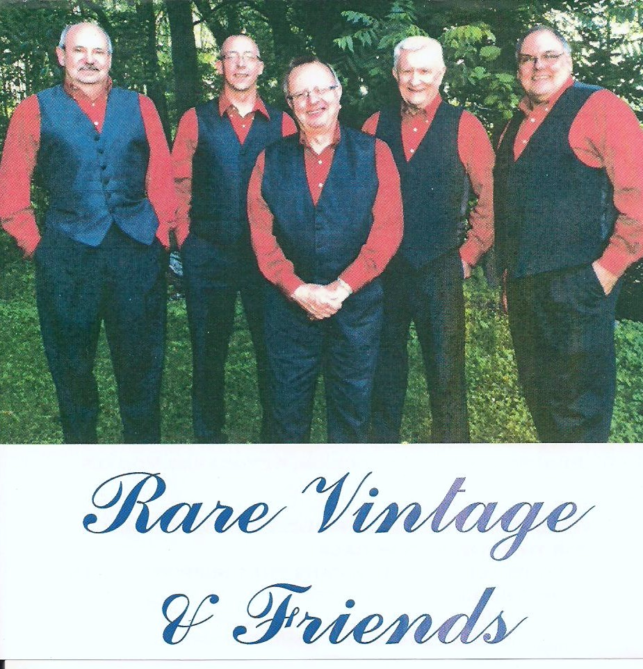 RARE VINTAGE and FRIENDS 001