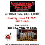 Fireman Ted's Bar & Grill - IPA Tribute Band