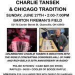 Barton VFD Dance: Charlie Tansek & Chicago Tradition