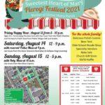 Sweetest Heart of Mary 40th annual  Pierogi fest