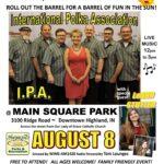 IPA Tribute Band Summer Concert Series:  Highland, IN